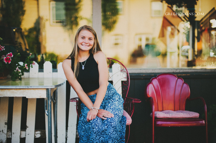 Boise High School Senior Photographer