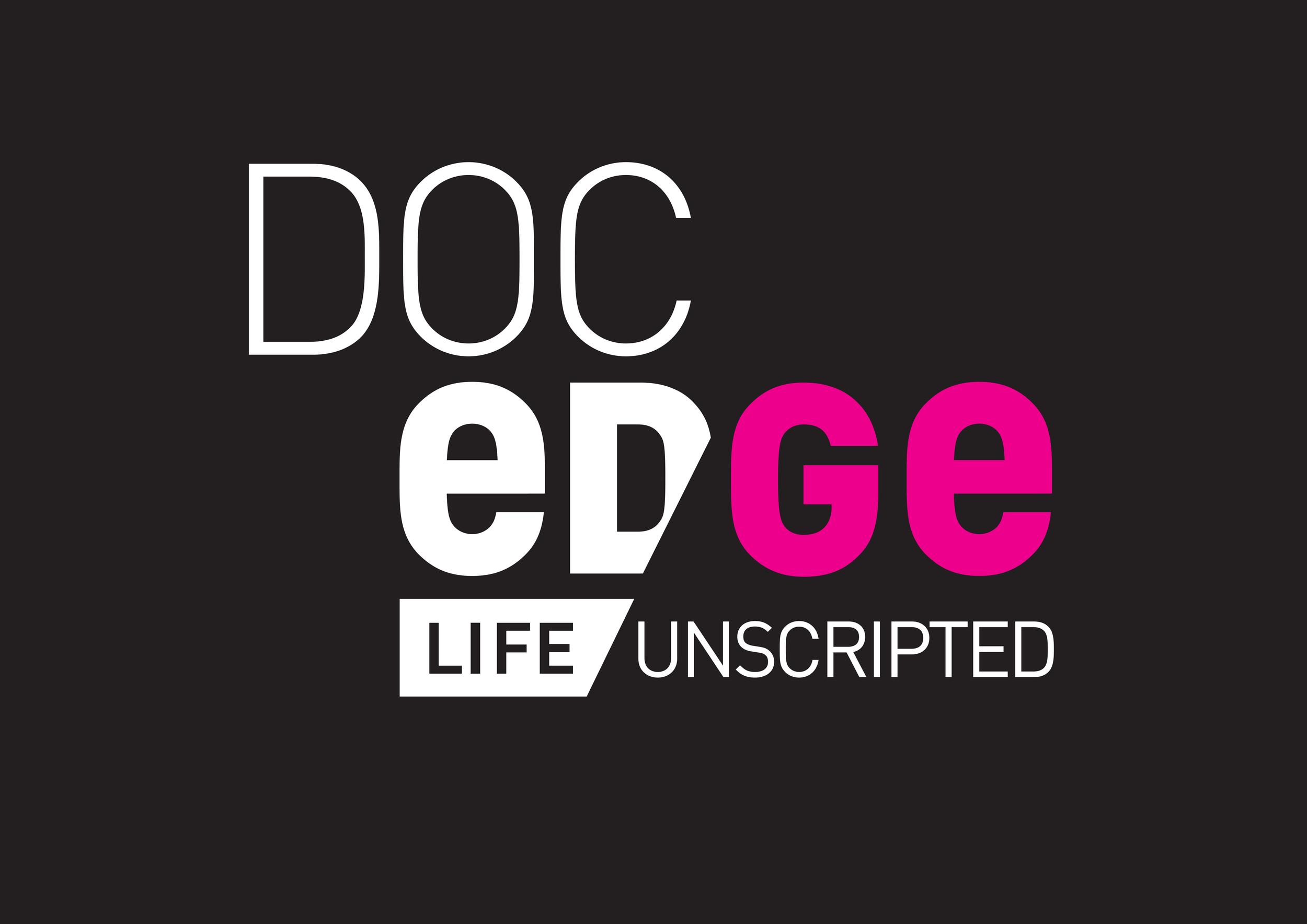 Documentary Edge International Film Festival  4 - 15 May, Wellington 18 - 29 May, Auckland