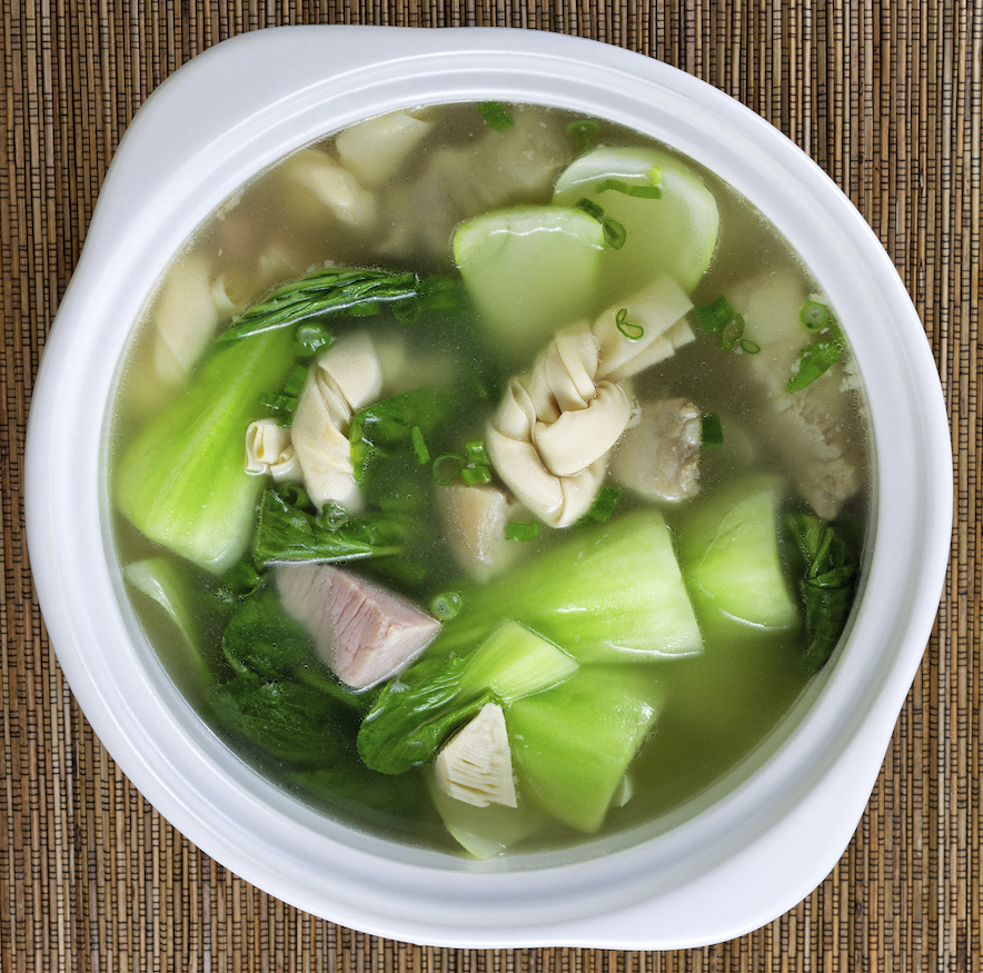 Soups are popular in all styles of Chinese cooking. Getty Images