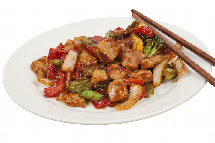 Sweet and Sour Pork is a popular dish outside of China ©iStock