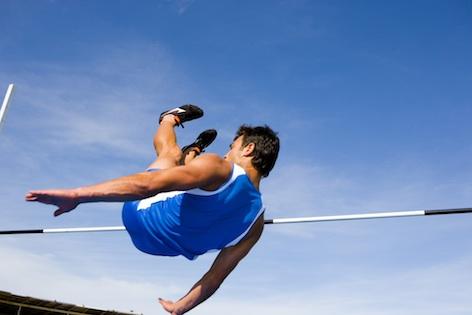 High jump ©Getty