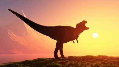 Could a giant meteor have caused the extinction of the dinosaurs? ©Getty Images