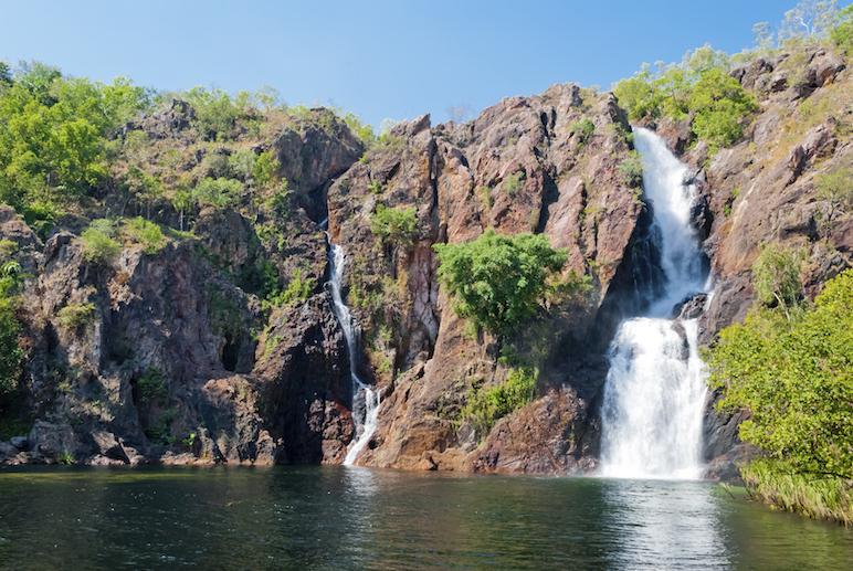 Wangi Falls, Litchfield National Park ©iStock