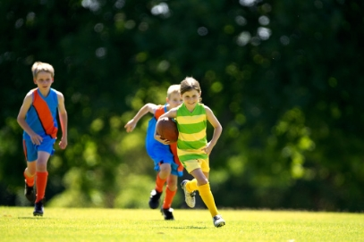 Playing games and exercising makes the bones strong © Getty Images