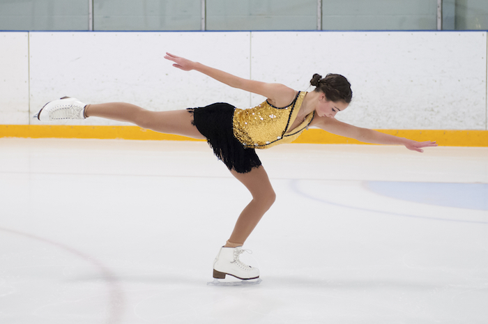 In competition, single skaters perform twice ©Getty Images