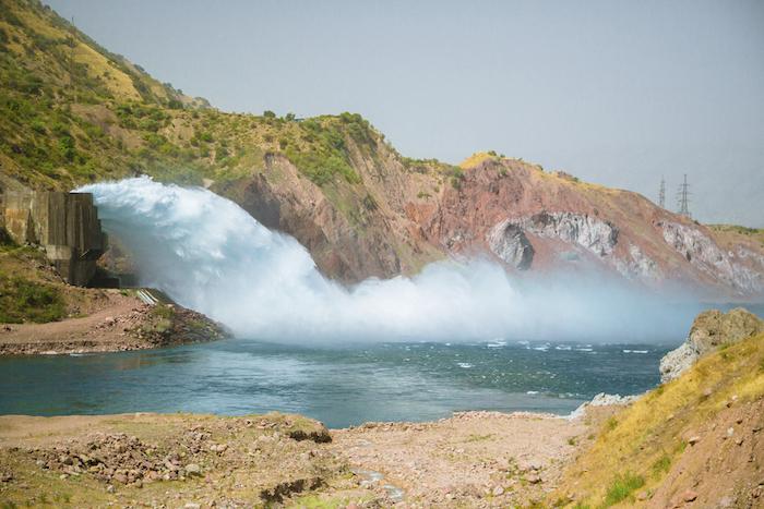 Floods can happen if a dam wall breaks. ©iStock