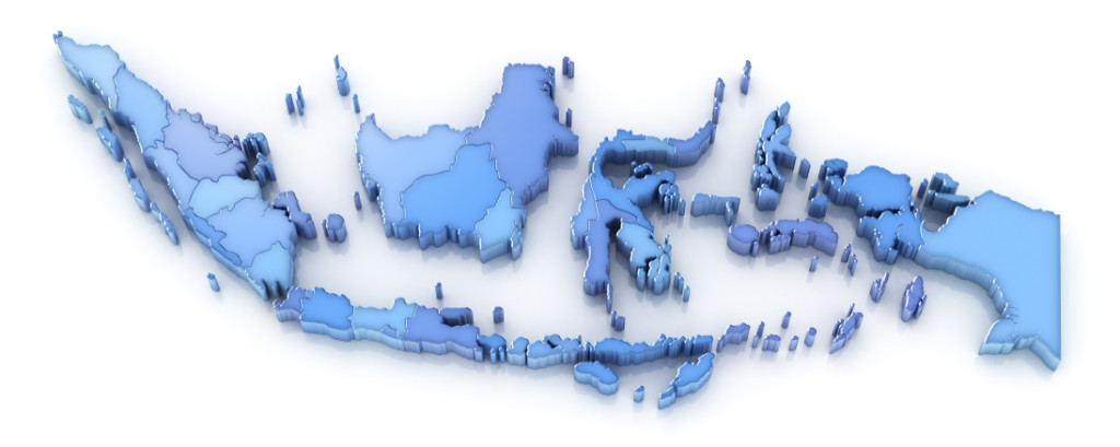 Indonesia is an archipeligo made up of thousands of islands iStock