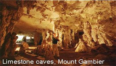 Limestone and limestone caves — kidcyber