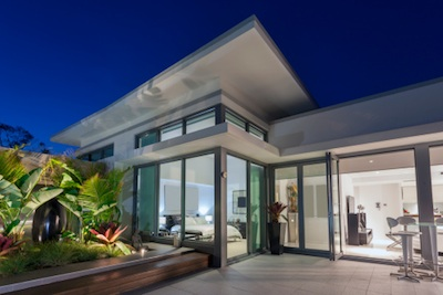 A modern house ©Getty Images