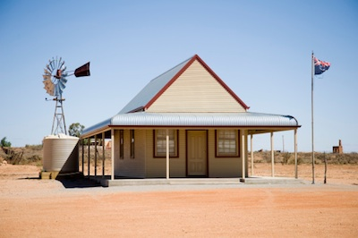 Outback house ©Getty Images