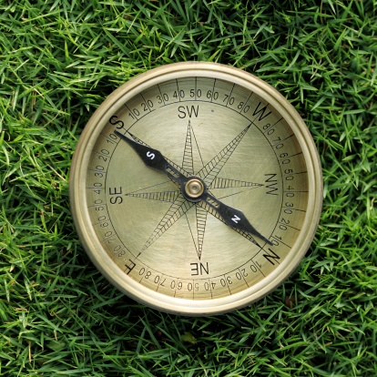 Stuart's instruments included a compass ©Getty Images