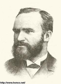 Melvil Dewey- Image used by permission of The Book and Computer Online Journal
