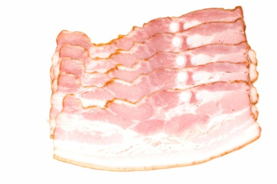 Bacon is pig meat ©Getty Images