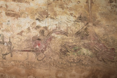 Ancient Chinese paper, from around 700 AD ©Getty Images