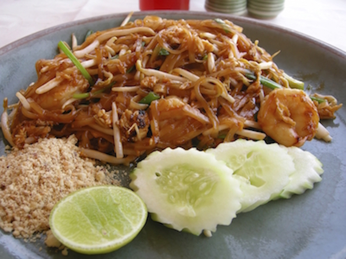 Fish sauce is an ingredient of the famous Pad Thai noodle dish. Photo©Getty