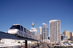 The Sydney monorail closed down in 2013.
