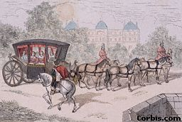 These coaches were used in the1600s