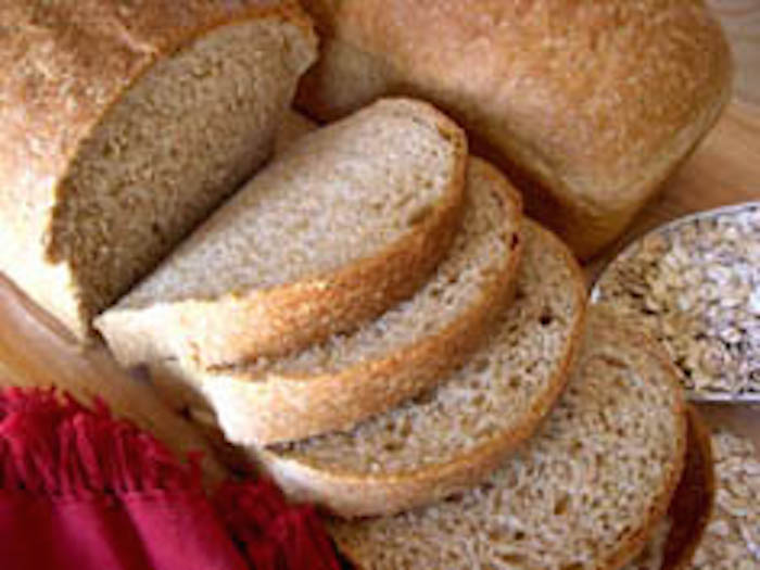 Sliced wholemeal bread. Getty Images
