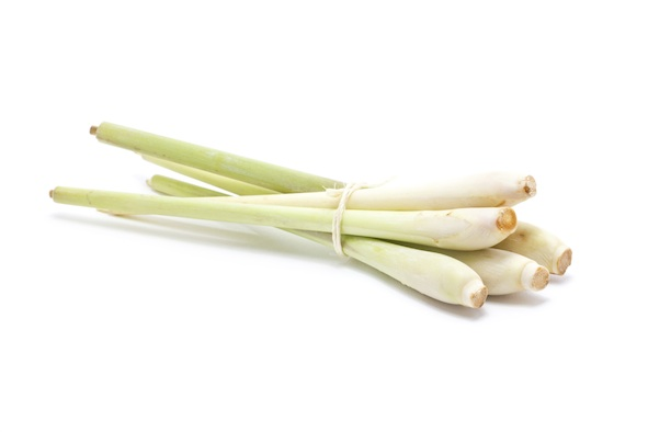 Lemongrass is used in curries and soups