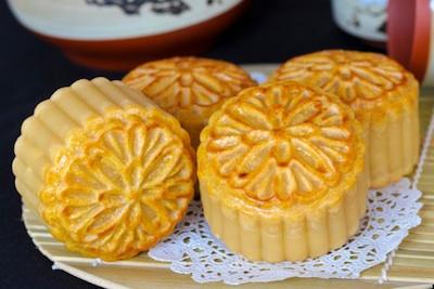 Vietnamese moon cakes. Photo©iStock