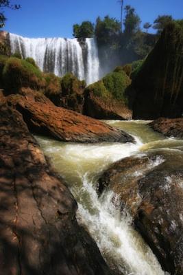 Dantala Falls, Dalat , Vietnam. Photo©iStock