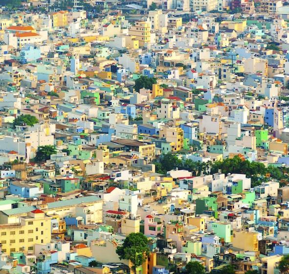Apartment blocks, Ho Chi Minh City. Photo©iStock