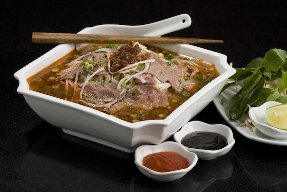 Vietnamese beef Pho soup. Photo©Getty