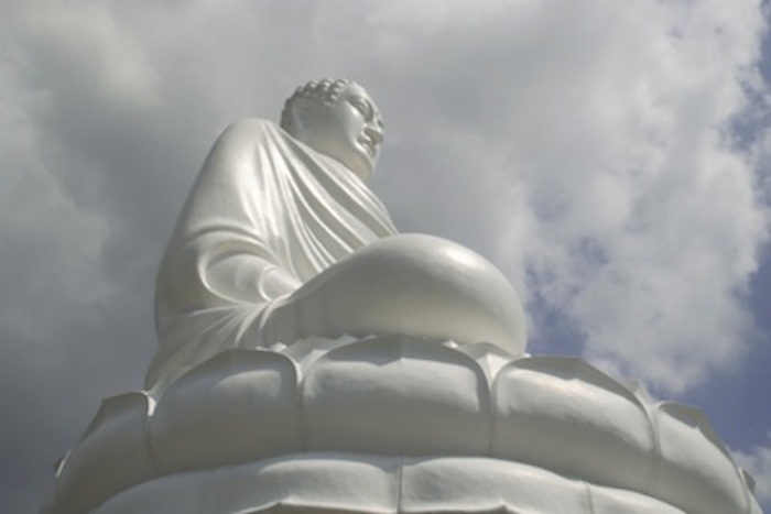 A giant statue of Buddha at Nha Trang. Getty Images