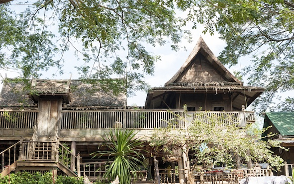 Thai traditional house. ©iPhotos