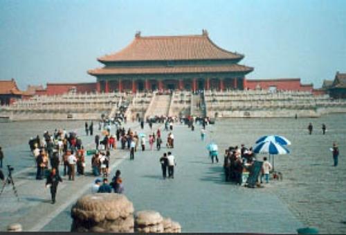 The Forbidden City. Photo©kidcyber