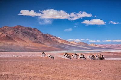 The Atacama Desert ©Getty
