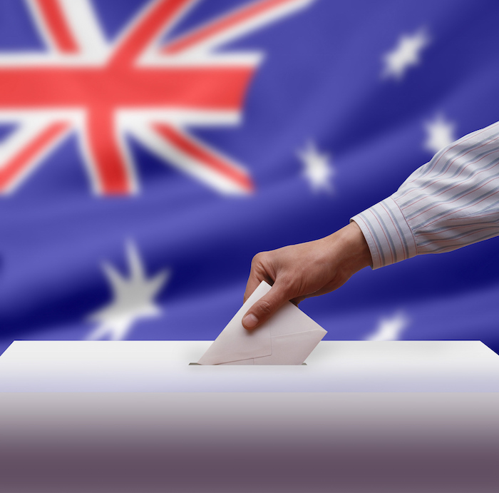 Proposed changes to the Australian Constitution are put to a referendum for Australians to vote 'yes' or 'no' ©Getty
