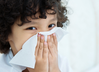 Paper tissues have replaced handkerchiefs made of cloth ©iStock