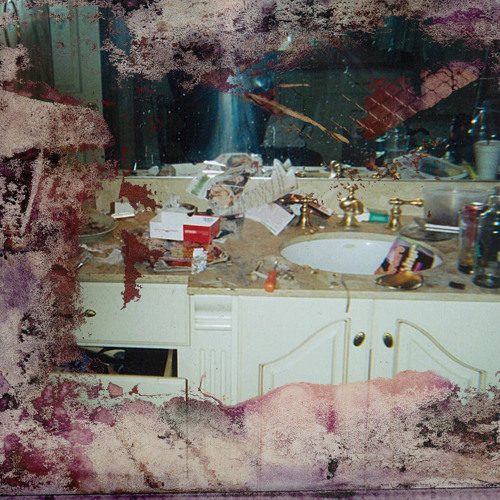 Cover art for Pusha T's  DAYTONA .
