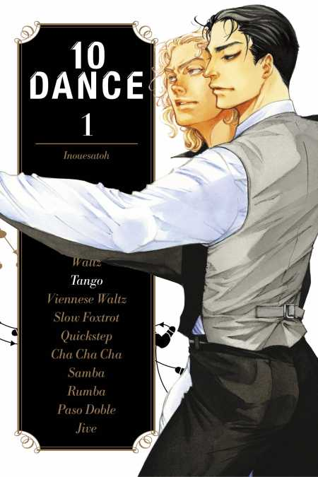 Cover art for  10 DANCE: Volume 1  ( Kodansha Comics )