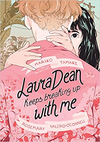 Cover for  Laura Dean…