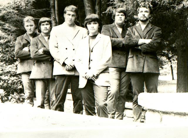 Buddy Ross & His Pals circa 1973