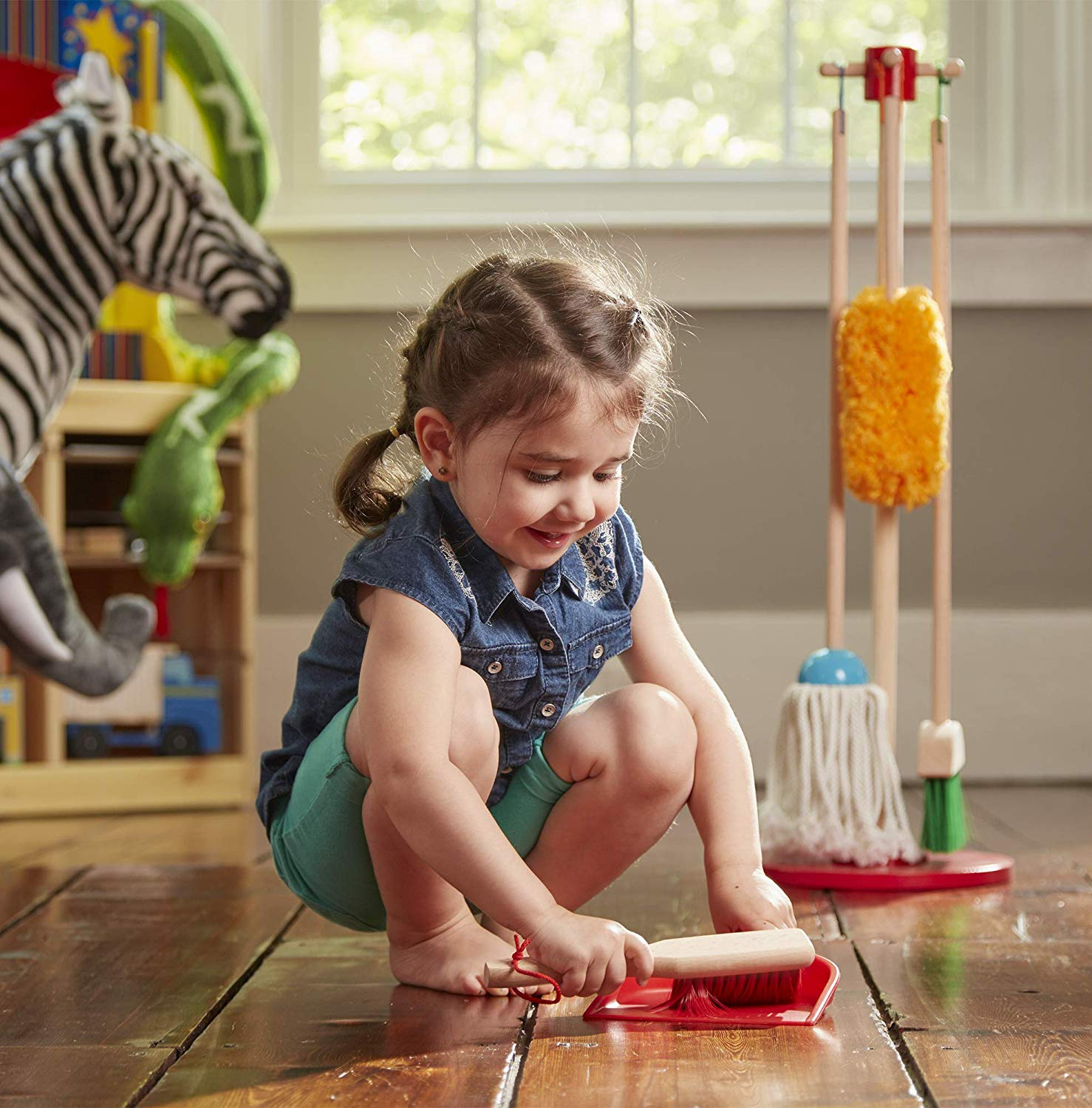 Kids cleaning set -