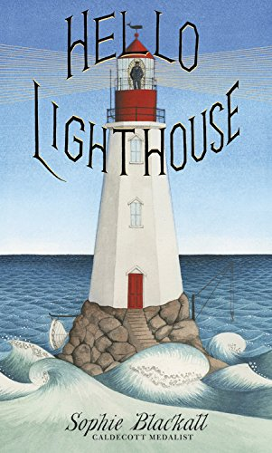 Hello Lighthouse - This was an unexpected find at the library. We read it through and I oohed and ahhed and it made my heart swell. Stunning illustration paired with a meaningful storyline will do that to me. Highly recommend this sweet book.