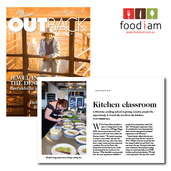 Click image to download the full article - R.M.Williams OUTBACK Issue 122