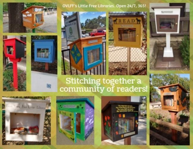 OVLFF's Little Free Libraries. Open  24%2F7, 365!.jpg