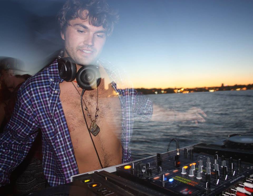 BRYCE TEA - Bryce Tea began Djing in 2008. Bryce Tea boasts an extensive vinyl collection, filled with eclectic gems in all genres. His amalgam of tunes include old school funk, disco, deep house, breaks, hip hop and banging techno. If you spend any time with him you will probably end up shanghai'd on his sailing yacht to enjoy groovy sets on the high seas.