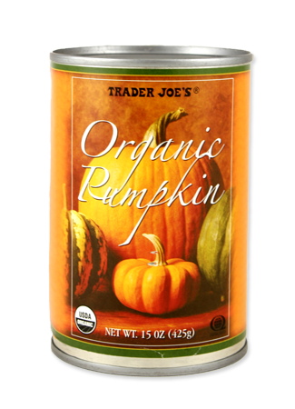 NOT Pumpkin Pie Mix! Organic Pumpkin!