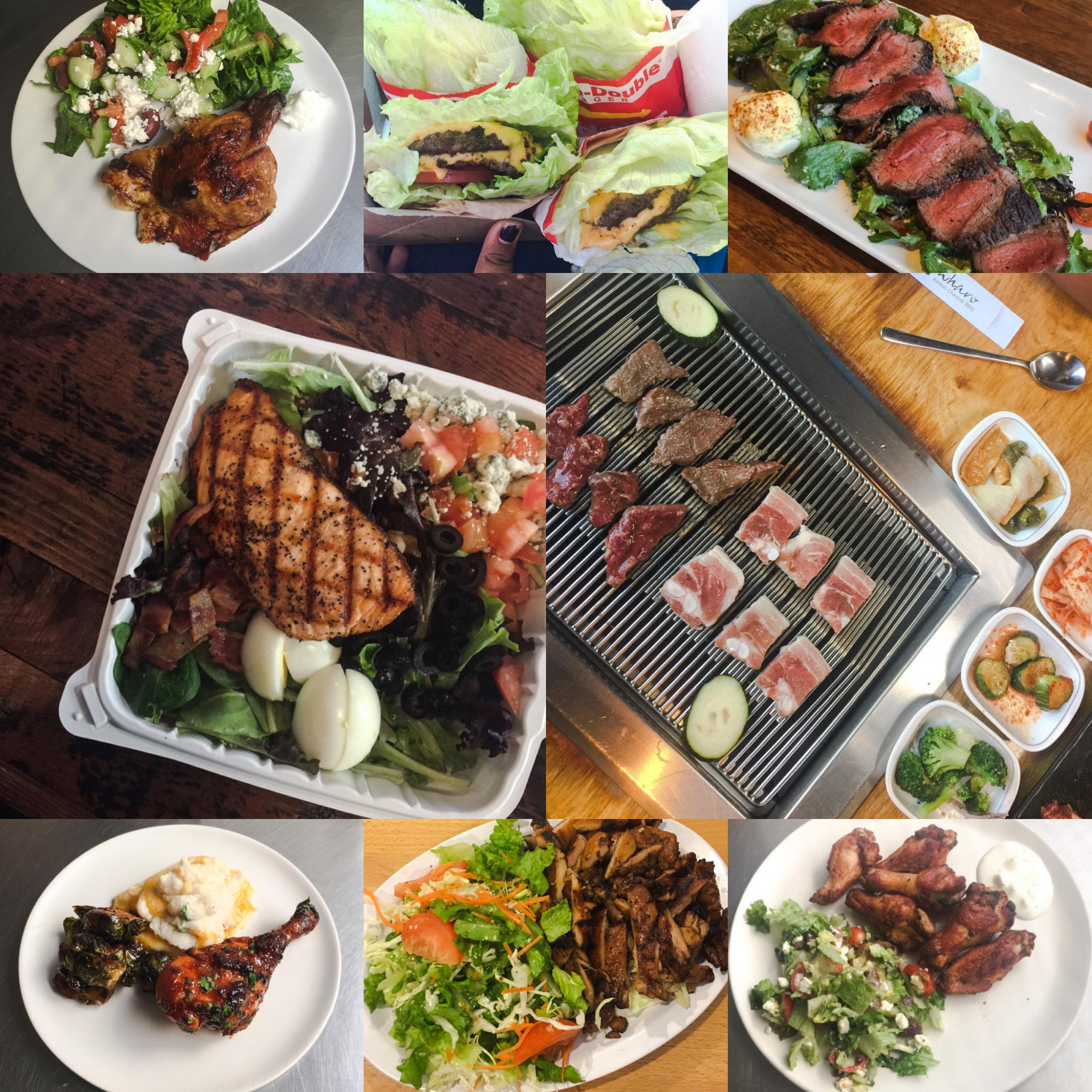 EATING OUT ON KETO: MY TOP 15 by Jen Fisch via Keto In The City