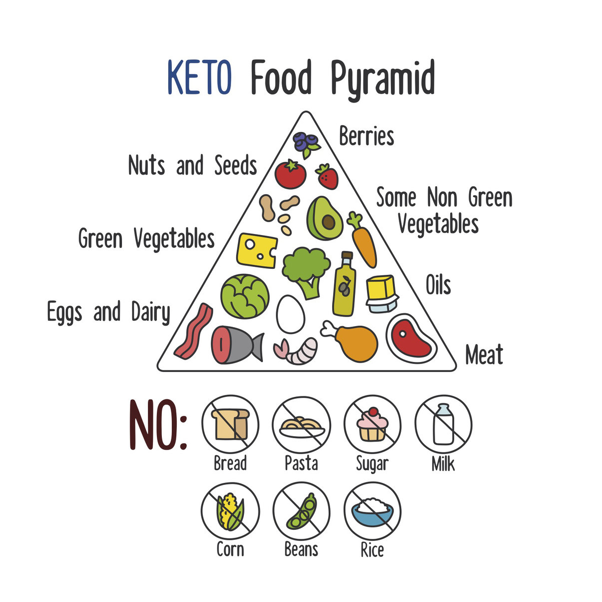 CHECK OUT MY NEW SECTION: WHAT IS KETO?!