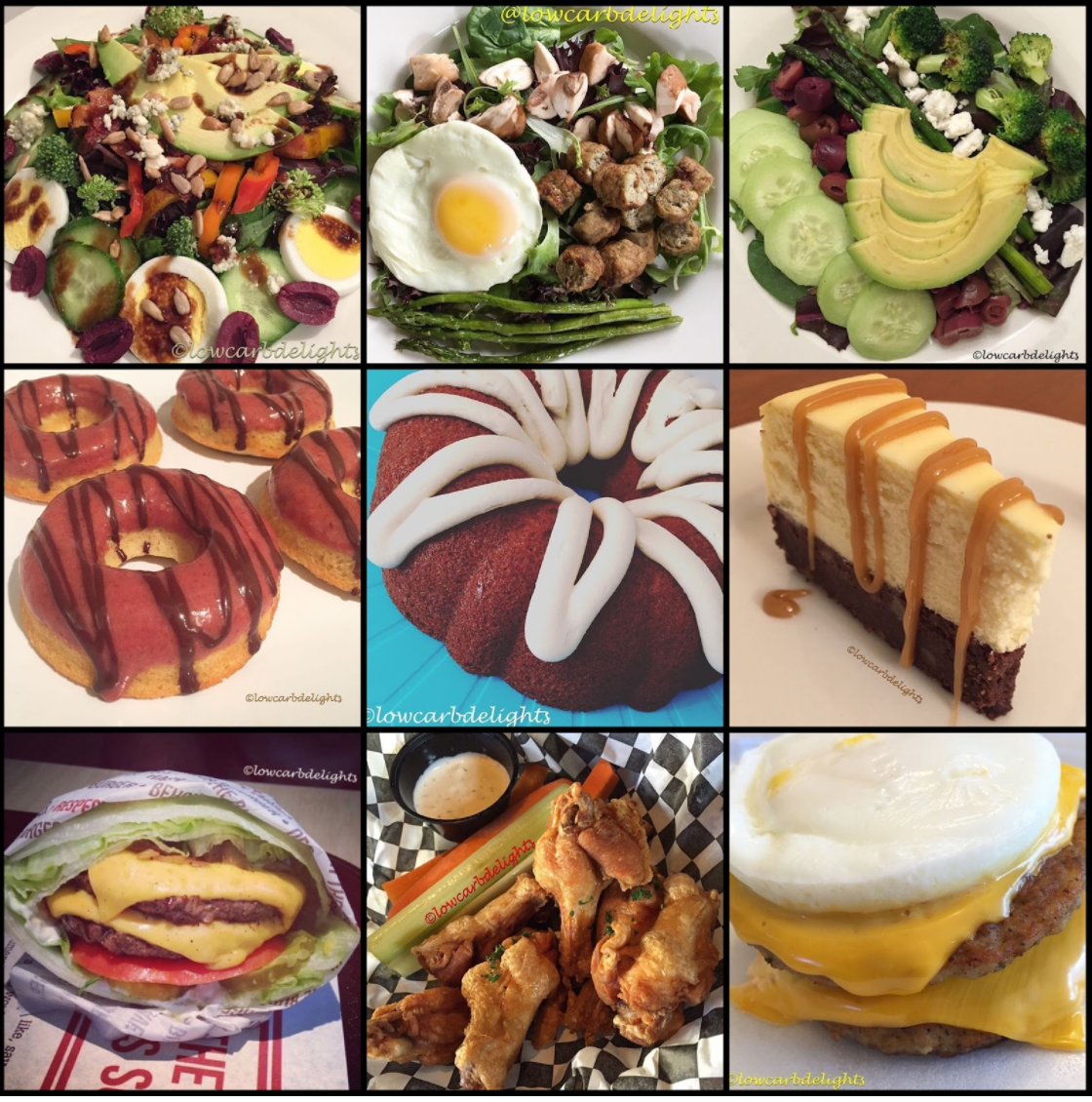 KETO TIPS & TRICKS INTERVIEW SERIES: MEET @LOWCARBDELIGHTS by Jen Fisch via Keto In The City