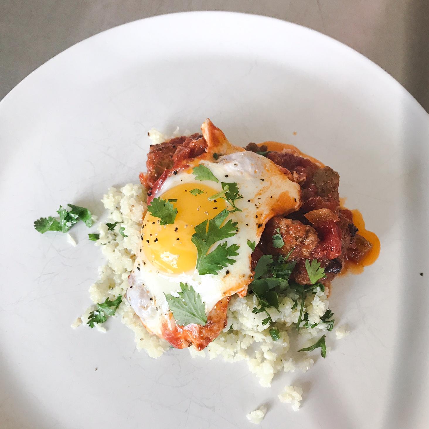 Green Chef's Keto Meal Kit: Lamb Shakshuka