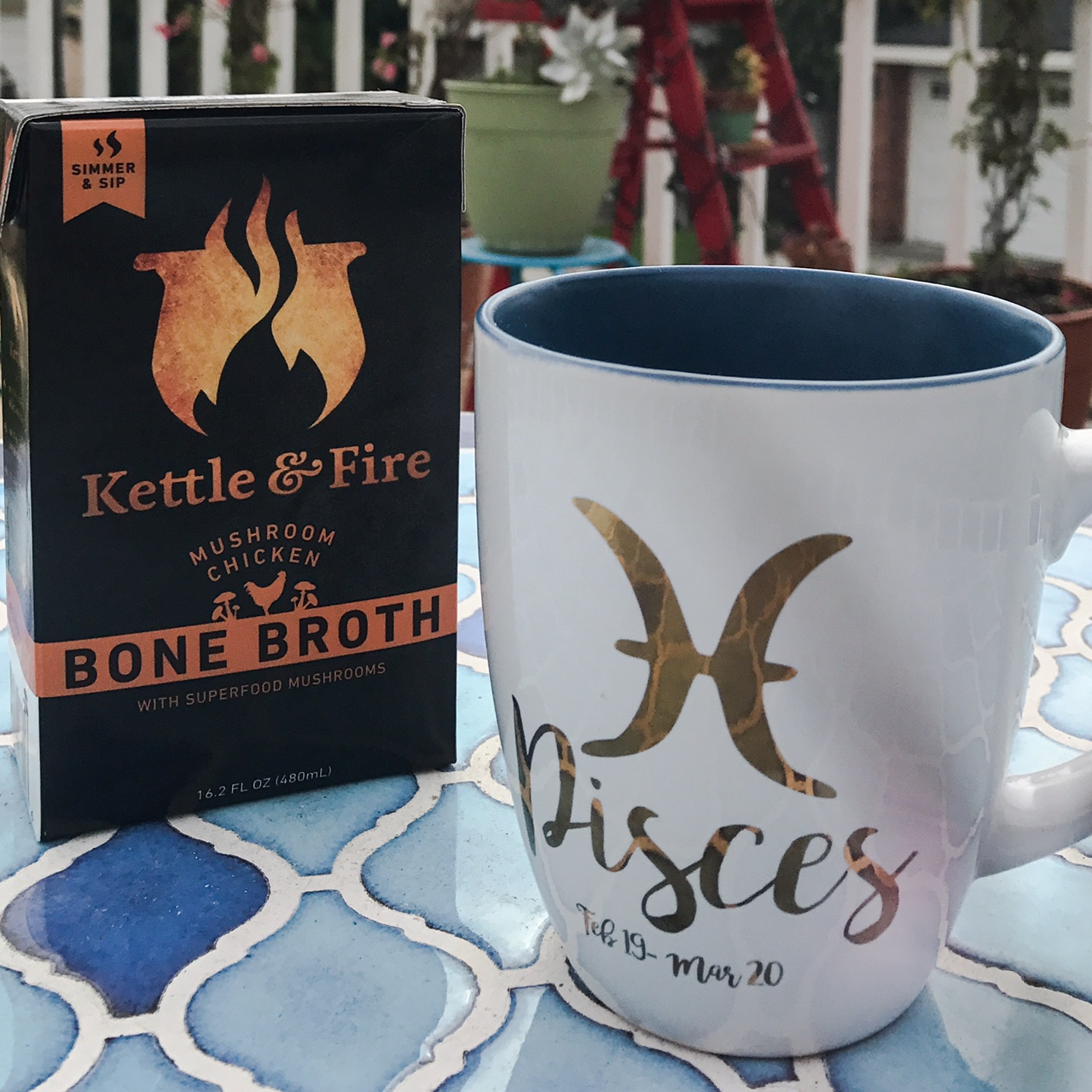 WIN A 30 DAY SUPPLY OF KETTLE & FIRE BONE BROTH! by Jen Fisch via Keto In The City
