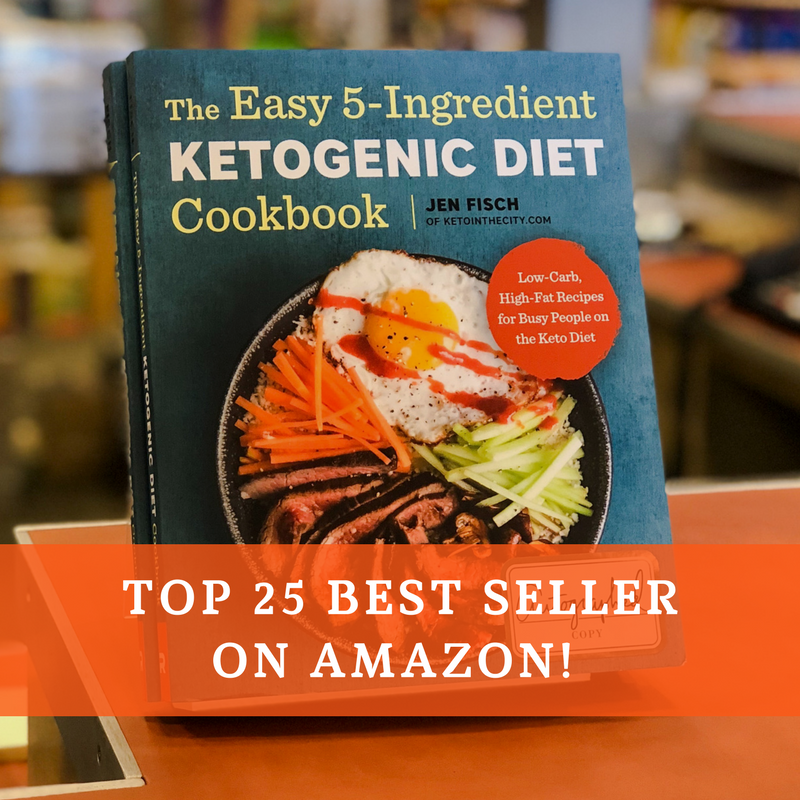 In the Top 25 Best Sellers of Cookbooks on Amazon