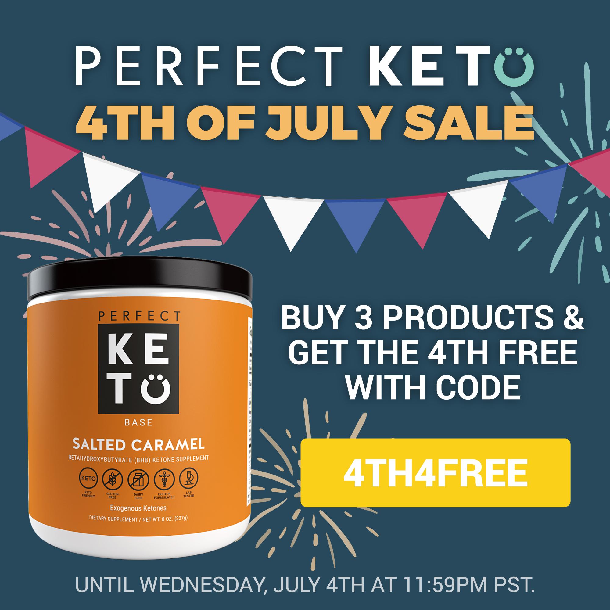 perfect keto july